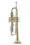 Bach 50th Anniversary Model 19037 Stradivarius Trumpet