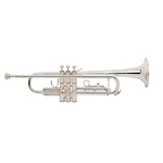 Bach Intermediate Model TR200S Bb Trumpet