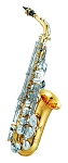 Jupiter Student Model Alto Saxophone Model JAS720GN