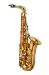 P. Mauriat Masters Series Model Master-97A Alto Sax, Gold Lacquer Finish