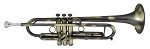 P. Mauriat Model PMT-655DK Trumpet,Dark Lacquer Finish