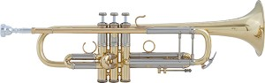 Bach Artisan Collection Model AB190 Bb Trumpet