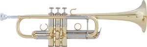 Bach Artisan Collection Model AC190 C Trumpet