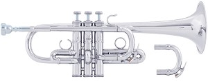 Bach Artisan Collection Model AE190S Eb Trumpet