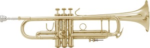 Bach Professional Bb Model LT18043 Stradivarius Lightweight Bb Trumpet
