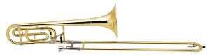 Bach Intermediate Model TB200B Tenor Trombone