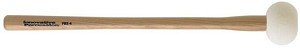 Mallets,Hrd Mrch Bass/Lg TaprdHandle