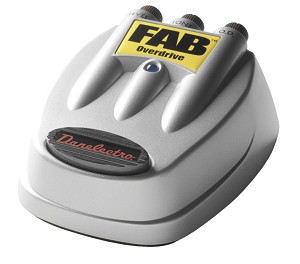 Pedal,Danelectro,Fab Overdrive