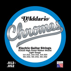 SET Guitar CHROMES LITE .012-.052