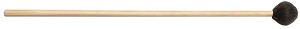 JAMES CAMPBELL SOFT SUSPENDED CYMBAL MALLET - DARK GREEN YARN - RATTAN