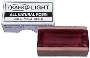 Rosin,Kafco,Violin,Light