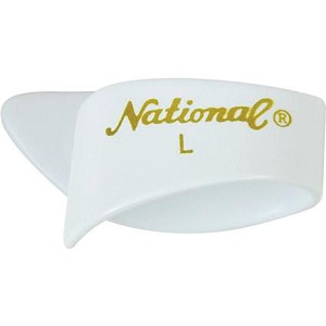 Thumb Pix Lrg White National 12pk