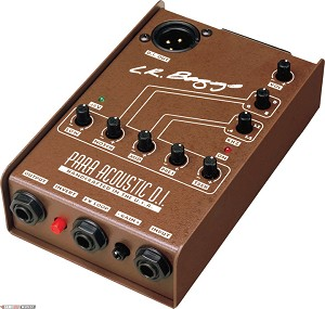 Para Acoustic D.I. 5-Band EQ/Direct Box